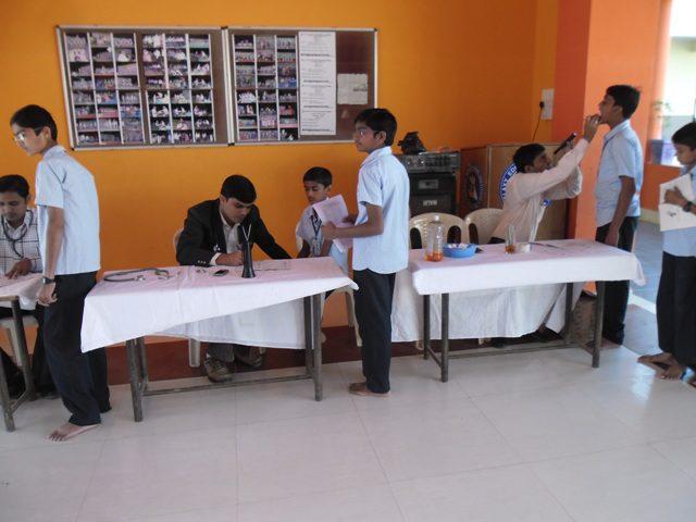 Student's Medical Checkup 02